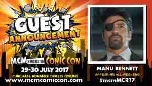 MCM Manchester Comic Con