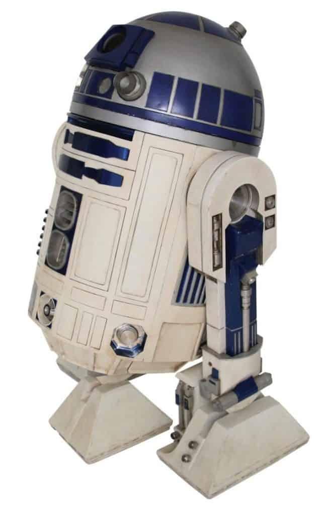 R2-D2 Sold