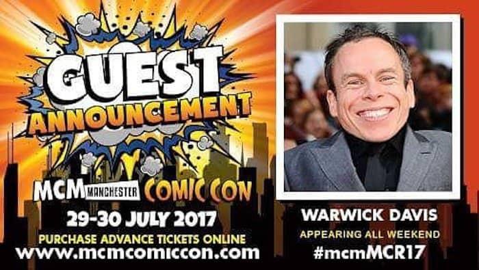 MCM Comic Con Manchester