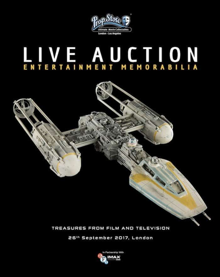 Prop Store Live Auction