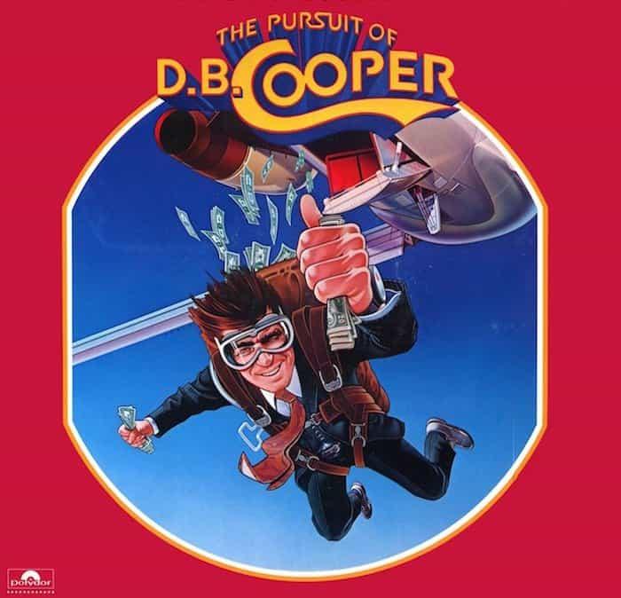 Pursuit of DB Cooper