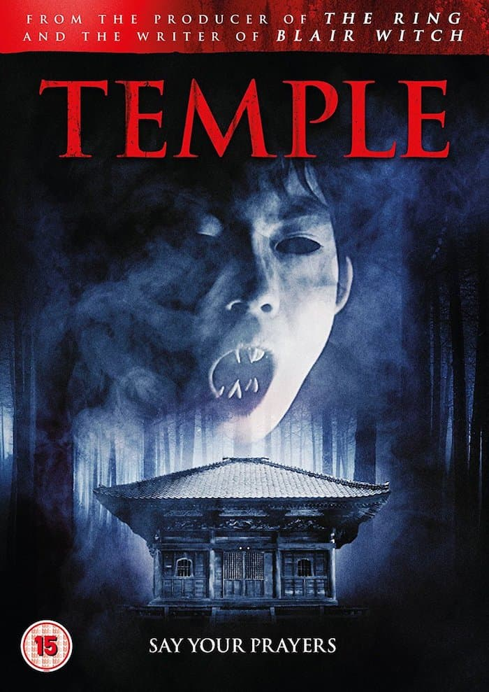 Temple Horror Movie
