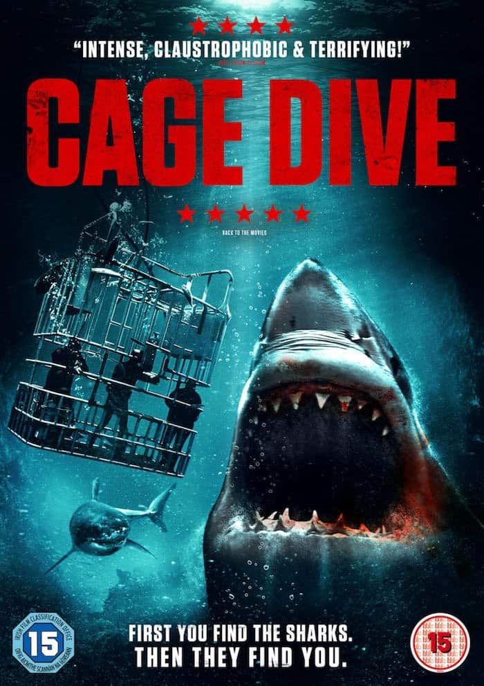 cage dive review