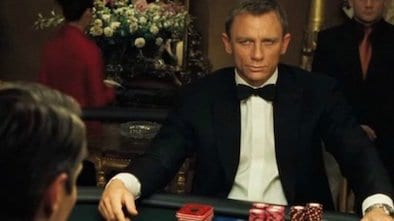 James Bond Card Skills