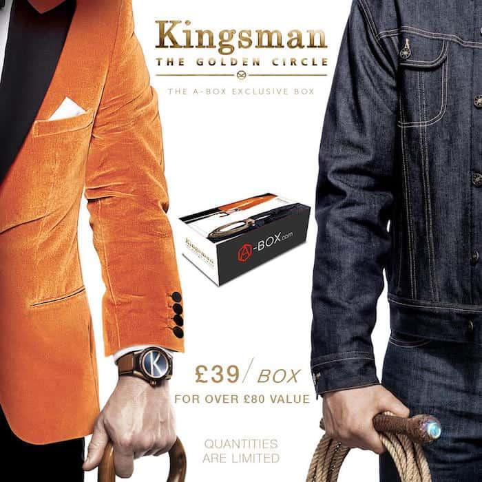 Kingsman A-BOX