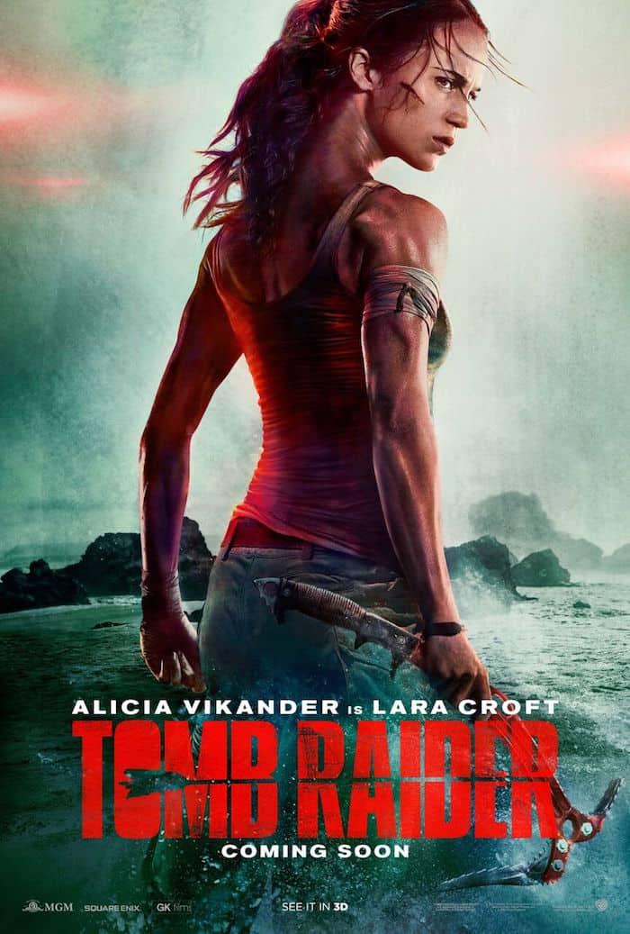 Teaser Poster For Tomb Raider Revealed