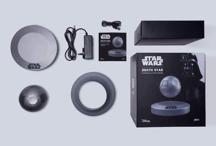 Levitating Death Star