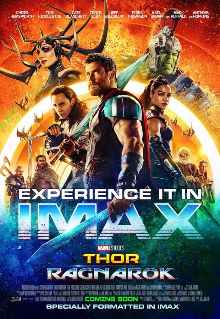 Thor Ragnarok IMAX