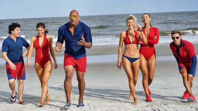 baywatch competition