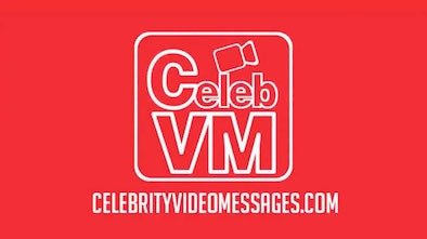 celeb video messages