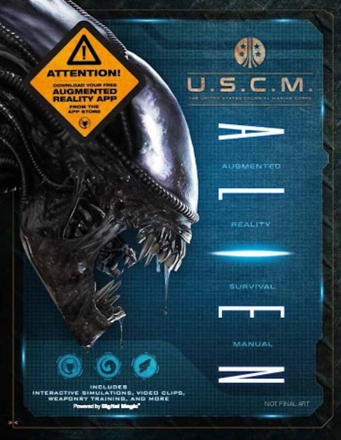 Alien Augmented Reality Survival Manual