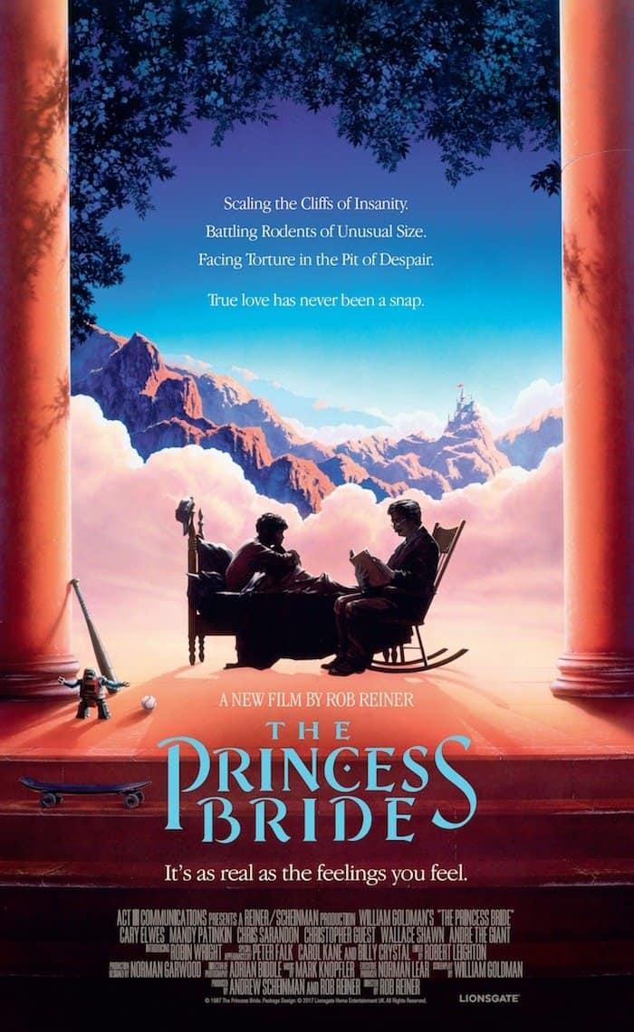 Princess Bride Theatrical Poster