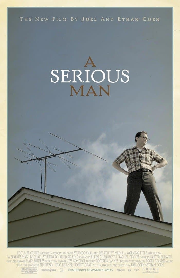A Serious Man review