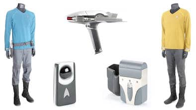 Prop Store star trek auction