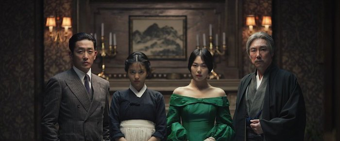 the handmaiden review