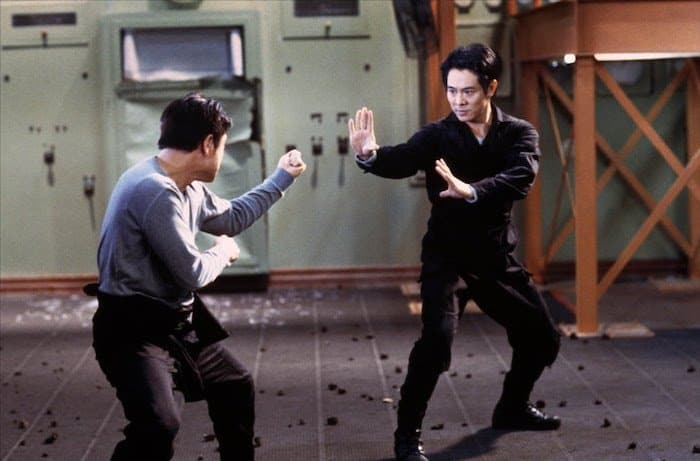Martial arts in sci-fi