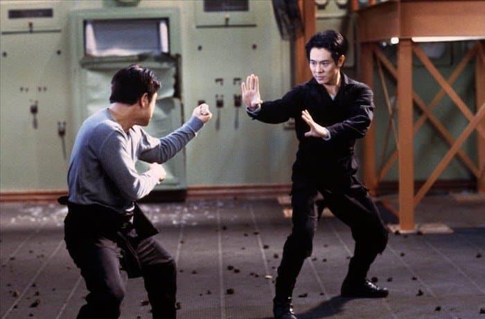 Martial arts in sci-fi