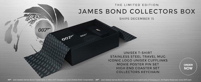 James Bond A-BOX