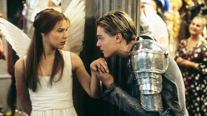top 5 romantic movie scenes