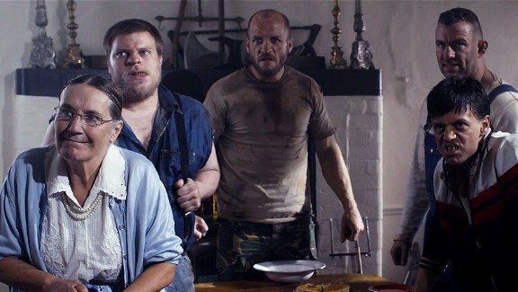 Cannibals and Carpet Fitters Review