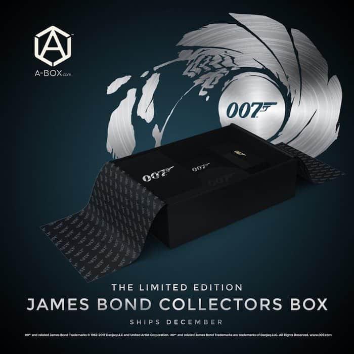 007 A-BOX