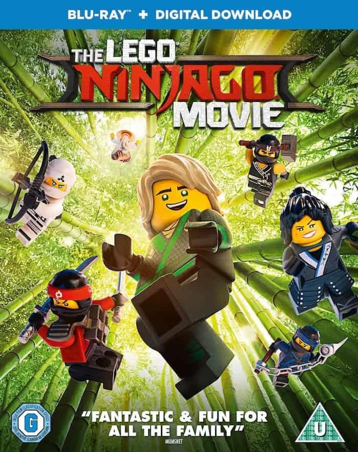 lego ninjago release