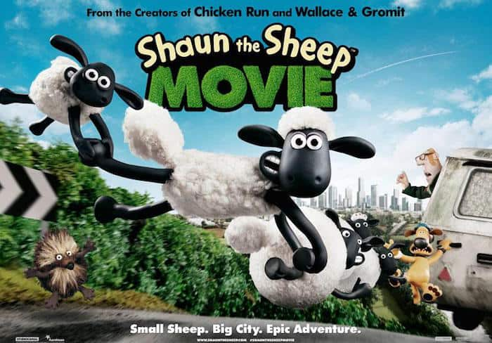 Shaun the Sheep Review
