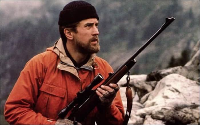 deer hunter movie review The deer hunter movie review 12000 / 7557 it takes a true visionary to see exactly how the times are a-changing in the latter half of the 1970s, with only thunderbolt and lightfoot (1974) to his name, michael cimino approached the hollywood studios with his pitch for the deer hunter.
