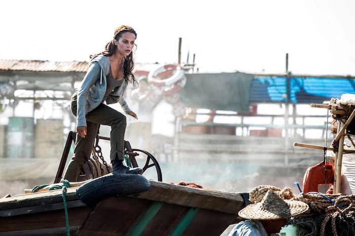 Tomb Raider Still