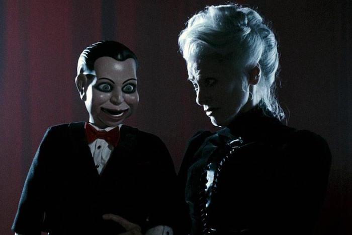 creepiest dolls in film