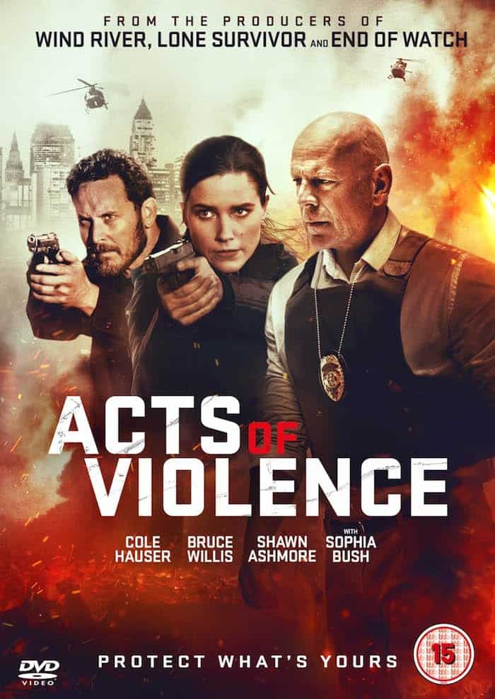 Acts Of Violence Competition