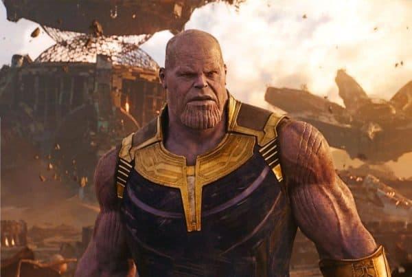 Infinity War Images