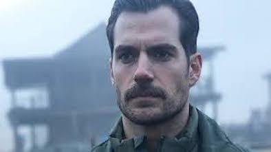 Henry Cavill moustache