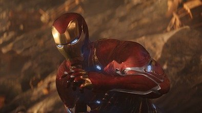 IMAX Infinity War