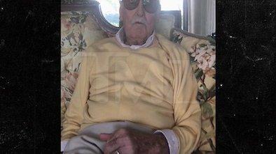 Stan Lee Pneumonia