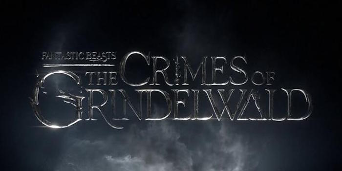 The Crimes of Grindelwald trailer