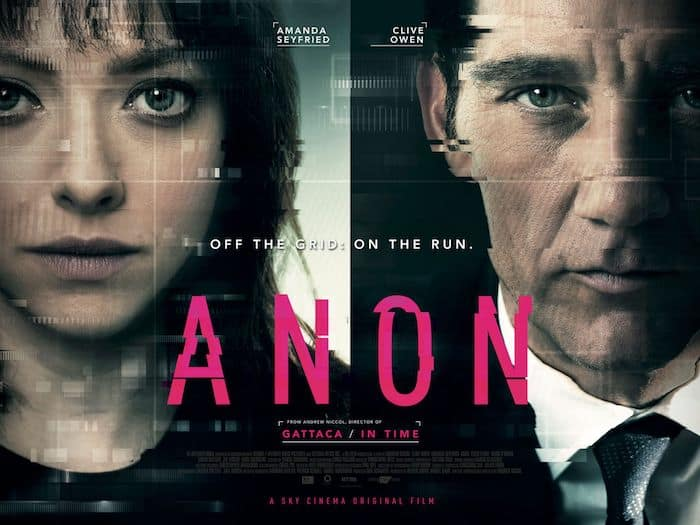 ANON Sky Cinema