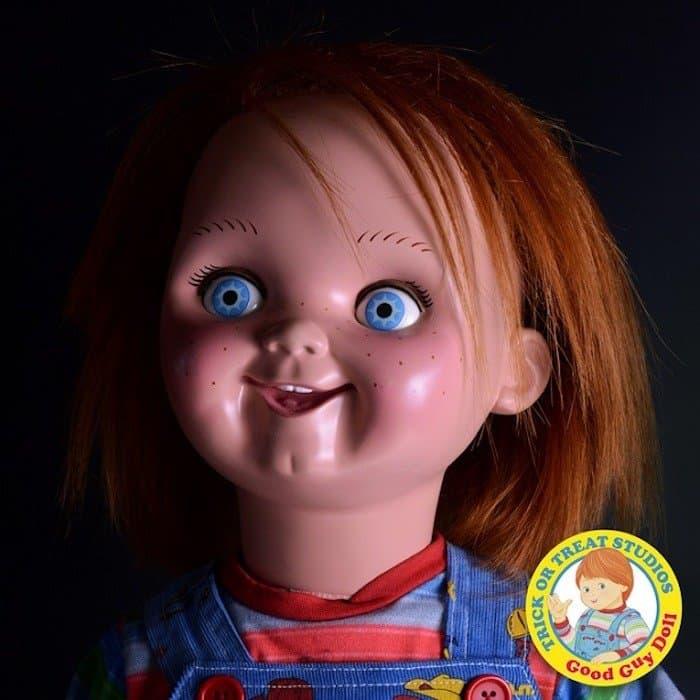 Chucky Doll Trick or Treat Studios