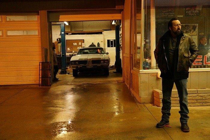 Nicolas Cage intense scenes