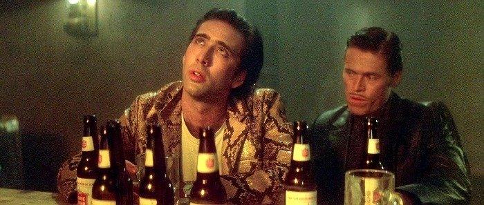 Nicolas Cage intense scene