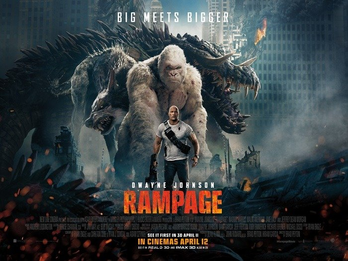 rampage competition