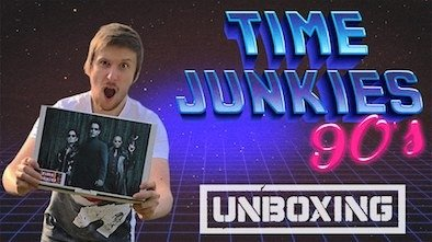 Time Junkies 90s Box Review