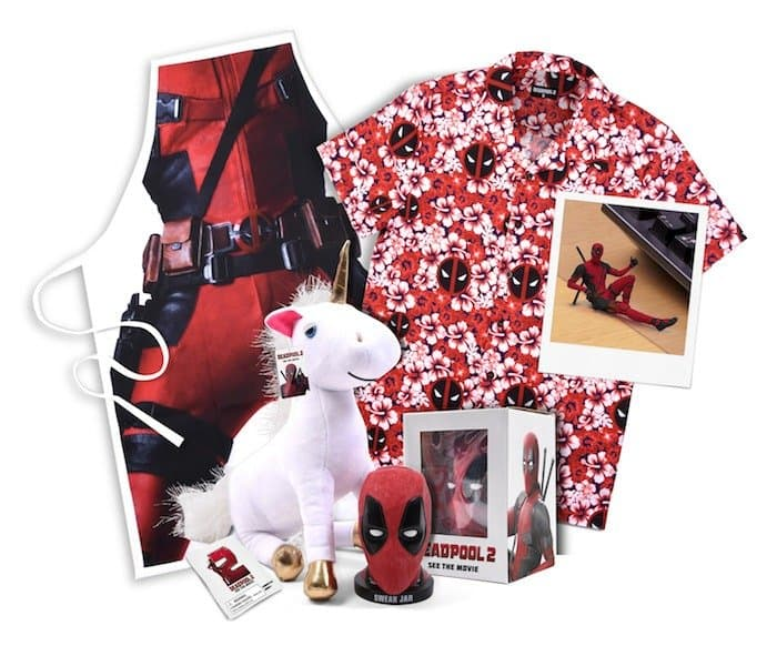 Deadpool 2 competition
