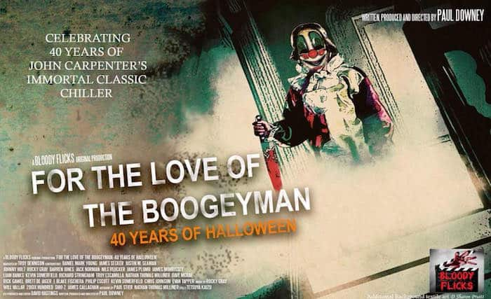 For the Love of the Boogeyman: 40 Years of Halloween review
