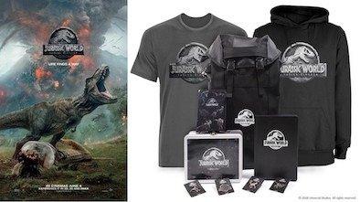 Jurassic World Fallen Kingdom Competition