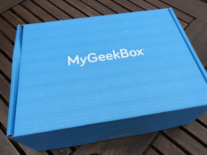 My Geek Box May 2018 Review