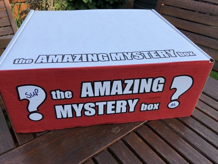 The Amazing Mystery Box Review