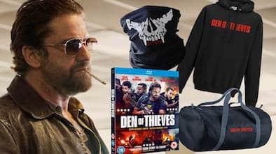 Den of Thieves Competition
