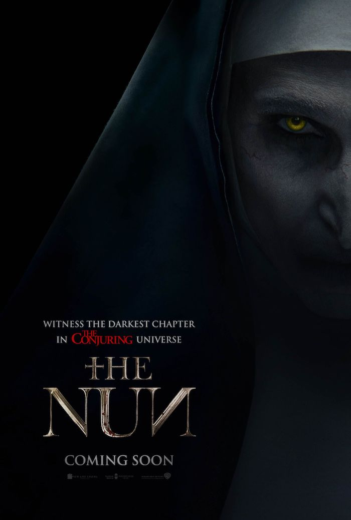 The Nun Horror Movie