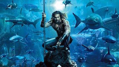 Aquaman poster release